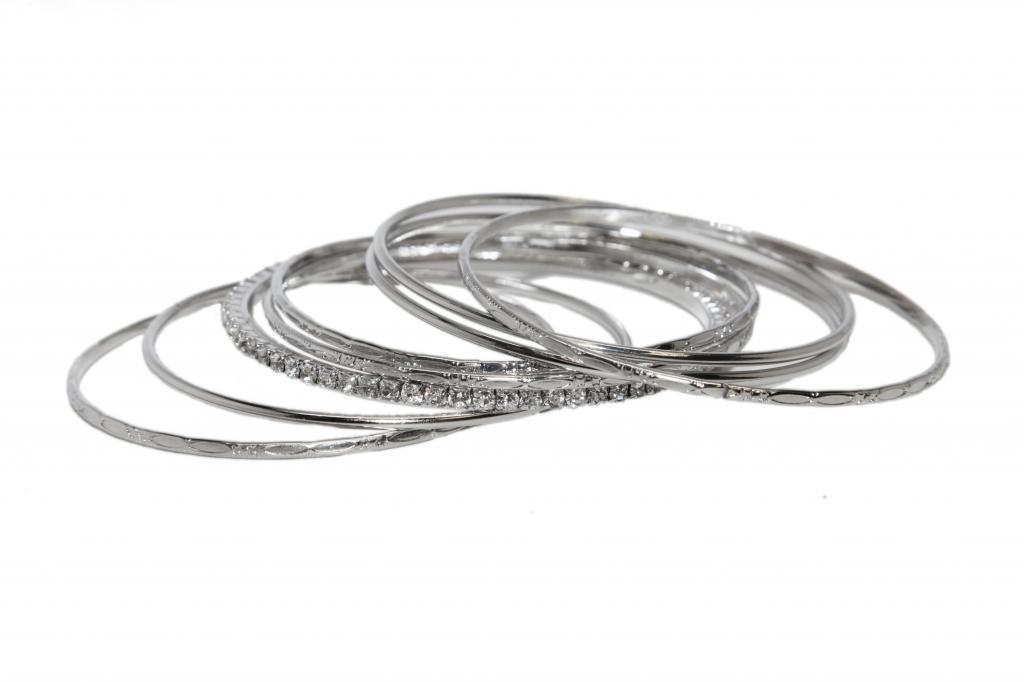 Plus Size Bangle Bracelets Bangle Bracelet Set Plus